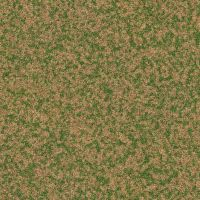Tileable classic grass patches with dirt texture by hhh316
