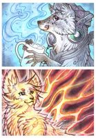 ACEO - Energy sources by drachenmagier
