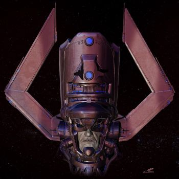 zGALACTUS by dopepope