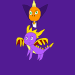 Spyro's Dragon's flight group (prototype idea) by SuperSmashCynderLum