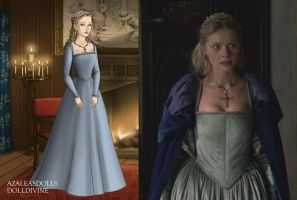 Jane Seymour's First Appearance by LadyAquanine73551