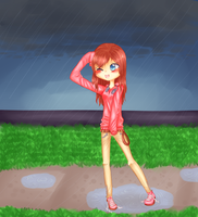Its Raining by CandyAliceAndHerPlan