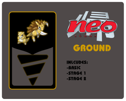 Neo Redux Ground Blank Pack by ILKCMP