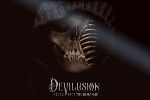 Face The Demon:III by D3vilusion