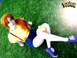 Pokemon: Finally Relaxing by The-Sexy-Roxas