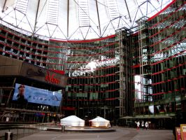 Sony Center I by skyeycreation