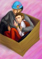 PxA Teh Love Box by Pink-Shimmer