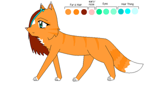 Kitoko Quick REF Sheet by XxJessie-KittehxX