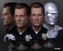 T1000 by darkmummy