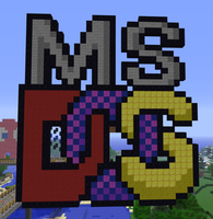 Minecraft MS-DOS by exit1
