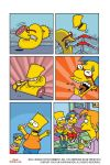 Thumb Wrestling - Page Two (Bart Simpson #89) by deanrankine