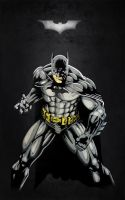 BATMAN by SJK75
