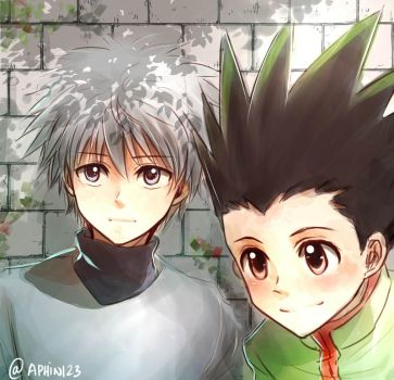Hunter x Hunter -- Are you ready ? by aphin123