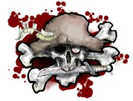 JOLLY ROGER by CRAZYGRAFIX