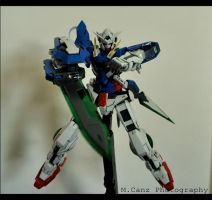 MG Exia Ignition R2 by Treize26
