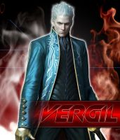 Vergil (Devil May Cry 3) by jin-05
