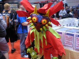 Skull Kid Majora's Mask by MJCa6oose