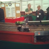 Mixed Timelines (RAILFEST 2012) by AferVentus