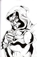 Dr Doom by petex
