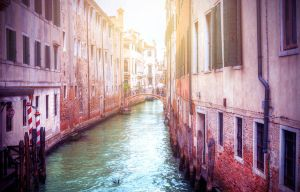 The quiet Venice by garki