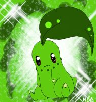 Chikorita Used Synthesis by NiGHTS-Chan