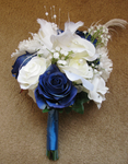 Wedding bouquet by merigreenleaf