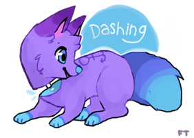 How Dashing! by foxtribe