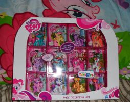 Blind Bag Pony Collection by Kadajkitten