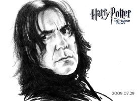 Professor Severus Snape E by user--9984