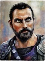 Autolycus (Rufus Sewell) by MeduZZa13