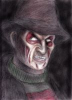 Freddy Krueger by marvin102019