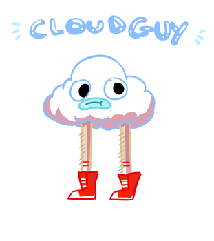 Cloudguy by Octopus-child