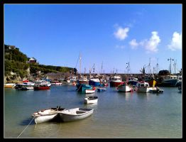 Cornish Harbour by Batteryhq
