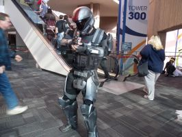 Youmacon 2012 Halo 2 ODST by DrowvenMechanism