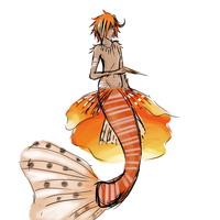 Lionfish Design by PuffyPenguin