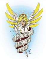 Old School Mercy by AlexRoivas