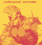 CYBERPUNK EXTREME by brotoad