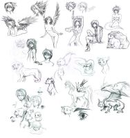 Sketch Dump 07_ Feb 08 by jessielp89