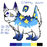 -Stars inside us- Crybaby Auction 3Closed by Girryy