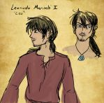 Leo, Sybil's Son by Captain-Savvy