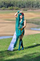 Rydia - Final Fantasy IV by ChiaraTrancy