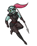Undyne 2 Dyne Harder by TheNoodleGod2012