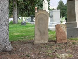 Grave Two by wrecklesstock