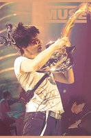 Matthew Bellamy 2 by kustomgrafix