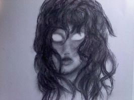 scary drawing by Ava-night