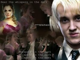 Whispers in the dark Dramione by MeAgainstYou