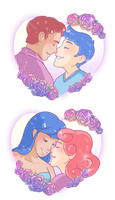Happy - Couples by Fufunha