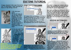 :EDITING TUTORIAL: by Angelstorm-82