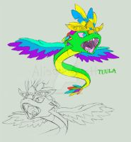 Tuula on the Strike by sapphire3690