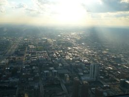 chicago and heaven. by Pictwii